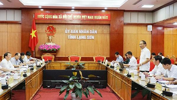 """Các tỉnh Sơn La và Lạng Sơn """"bắt tay"""" đẩy mạnh tiêu thụ xuất khẩu nông sản"""