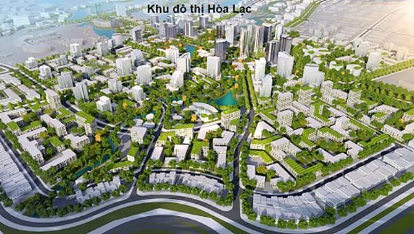 Bất động sản khu đô thị Hòa Lạc