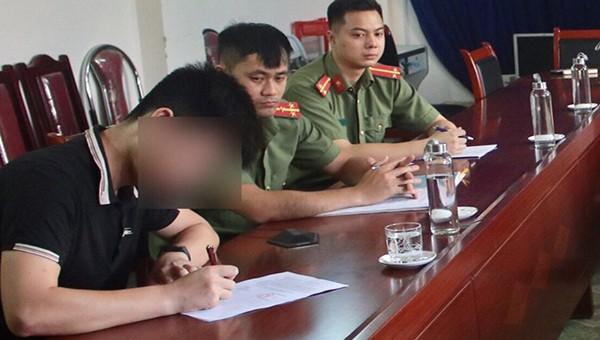 Chủ một tài khoản Facebook ở Cao Bằng bị xử phạt vi đăng tải thông tin sai sự thật