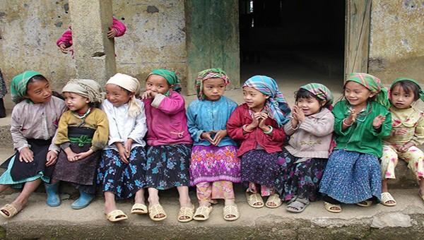 Hàng nghìn trẻ em tại tỉnh Điện Biên cần chung tay từ cộng đồng giúp đỡ.