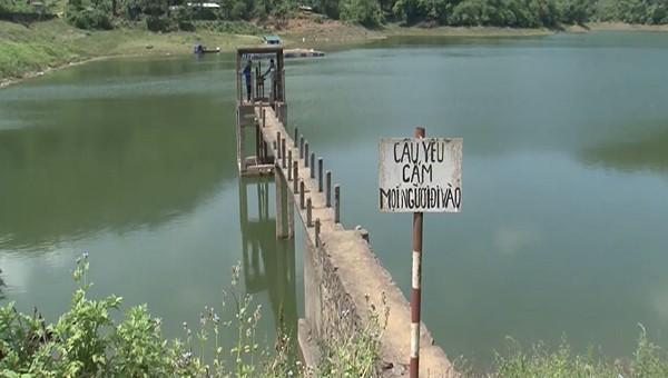 Hòa Bình có 138 hồ, đập và công trình thủy lợi cần được nâng cấp, sửa chữa