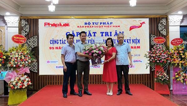 Báo Pháp Luật Việt Nam khu vực phía Bắc đồng hành cùng doanh nghiệp và người dân