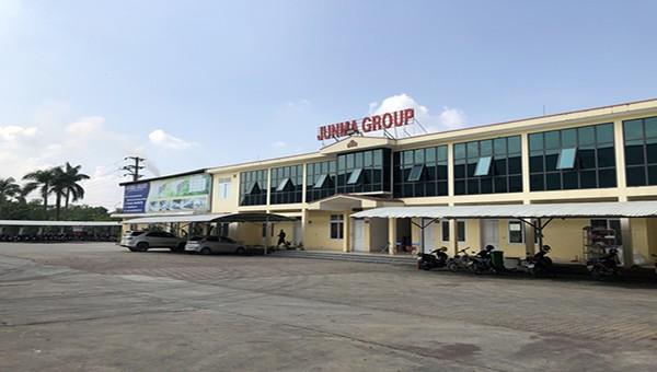 Nghi vấn công ty TNHH Junma Phú Thọ có dấu hiệu vi phạm pháp luật về thuế