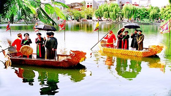 Bắc Ninh phấn đấu đến năm 2030 thu hút trên 7 triệu lượt du khách