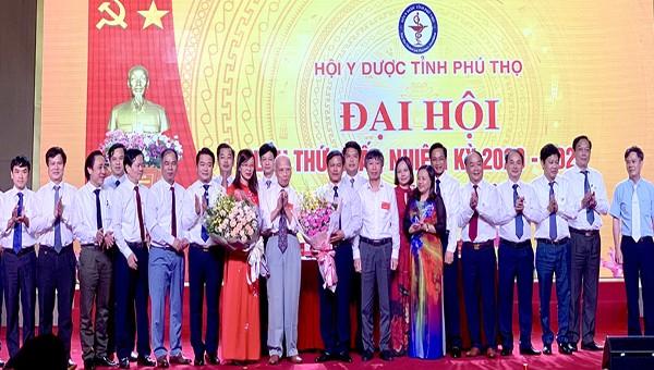 Đảng bộ Hội Y Dược tỉnh Phú Thọ tổ chức thành công Đại hội lần thứ nhất
