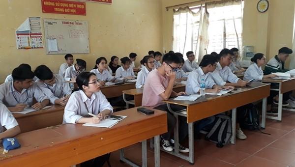 Hơn 2,6 tỷ đồng được hỗ trợ cho thí sinh Hà Giang dự Kỳ thi tốt nghiệp THPT