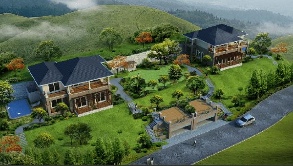 """Dự án """"Phát triển đô thị xanh thích ứng với biến đổi khi hậu thị trấn Kỳ Sơn, tỉnh Hòa Bình"""" sẽ chú trọng phát triển cảnh quan thiên nhiên"""