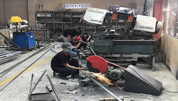 Hòa Bình: Hơn 2.500 lao động ngừng việc do dịch Covid-19