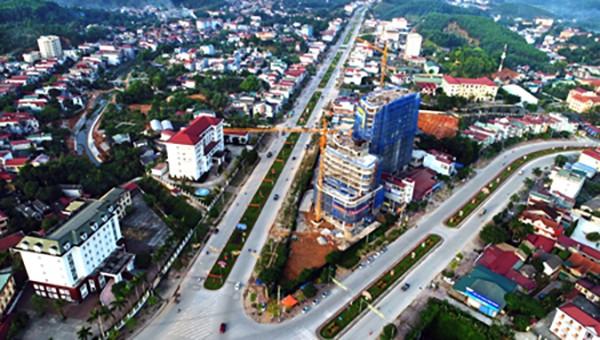 TP. Yên Bái thu hút đầu tư gần 20.000 tỷ đồng