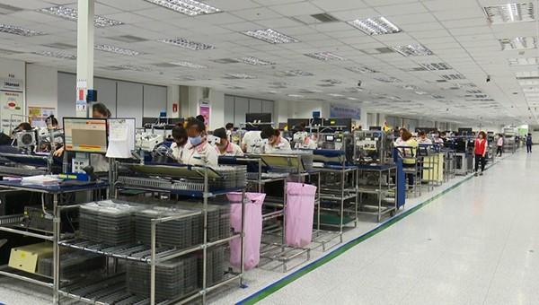 Giá trị xuất, nhập khẩu hàng hóa trên địa bàn tỉnh Thái Nguyên 7 tháng đầu năm giảm đáng kể so với cùng kỳ năm 2019.