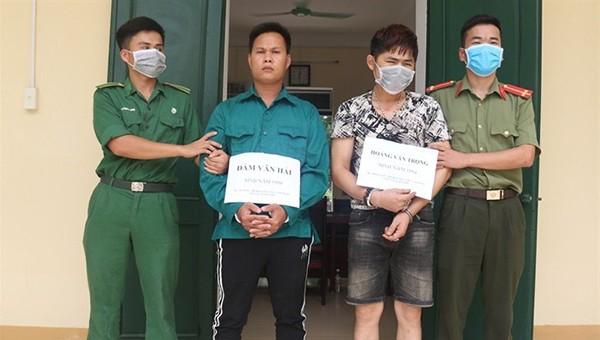 Bắt giữ các đối tượng tổ chức đưa người xuất cảnh trái phép tại Cao Bằng