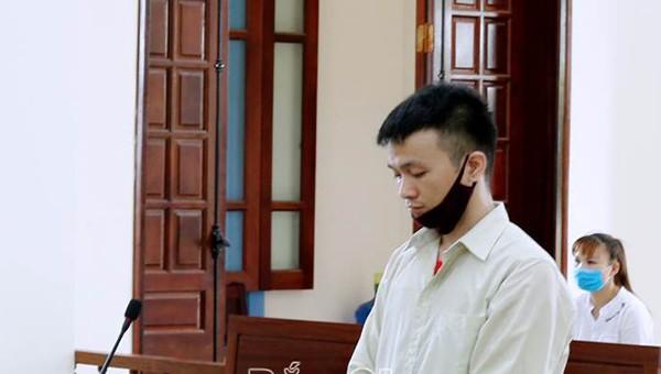 Bị cáo Nguyễn Văn Long bị tuyên án 20 năm tù về tội giết người.