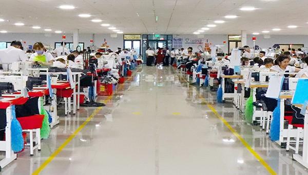 Chỉ số sản xuất 9 tháng năm 2020 của Bắc Giang đạt mức 16,8%