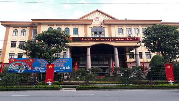 Trụ sở UBND TP Lạng Sơn