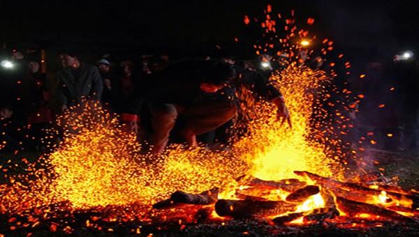 Lễ hội nhảy lửa của người Dao đỏ được công nhận là di sản văn hóa phi vật thể