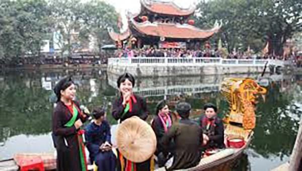 Bắc Ninh vẫn thu gần 400 tỷ đồng từ du lịch dù ảnh hưởng của dịch Covid-19