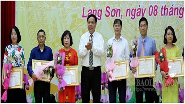 Lạng Sơn: Sáng tạo, hiệu quả trong học tập, làm theo tư tưởng, đạo đức Hồ Chí Minh