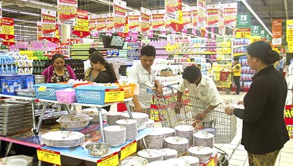 """Cuộc vận động """"Người Việt Nam ưu tiên dùng hàng Việt Nam"""" tại Thái Nguyên: Người tiêu dùng đã ưu tiên chọn hàng nội"""