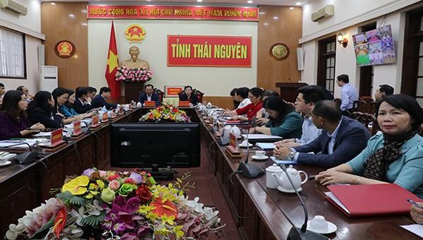 Vượt qua khó khăn nâng cao chất lượng giáo dục tại Thái Nguyên