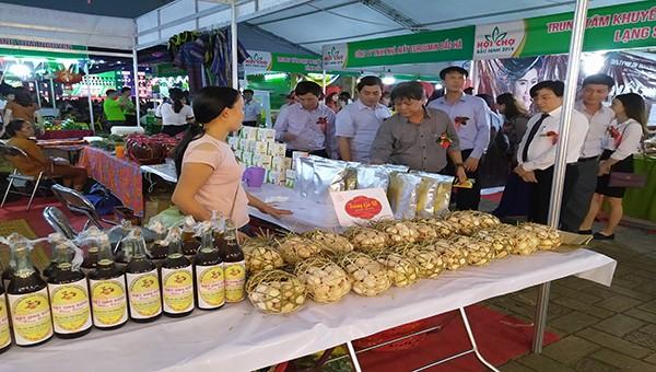 Tăng cường xúc tiến thương mại cuối năm tại Bắc Ninh