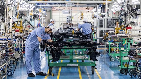 Công ty ô tô Toyota Việt Nam là một trong các doanh nghiệp hàng đầu về nộp ngân sách Nhà nước tại tỉnh Vĩnh Phúc
