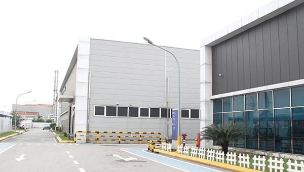 Bắc Giang tăng vốn đầu tư tại các khu công nghiệp.