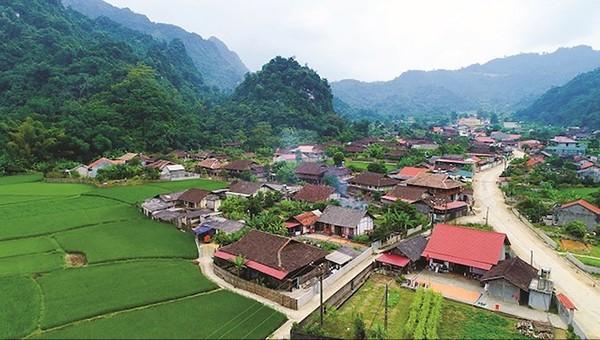 Năm 2020, tỉnh Lạng Sơn phấn đấu đạt thêm 13 xã chuẩn nông thôn mới