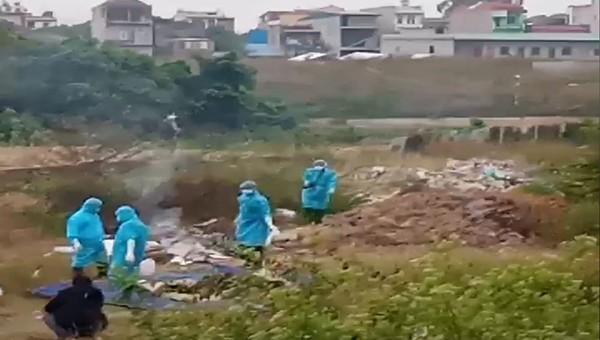 Tìm thấy thi thể nam thanh niên cạnh ngôi nhà hoang tại TP. Bắc Giang