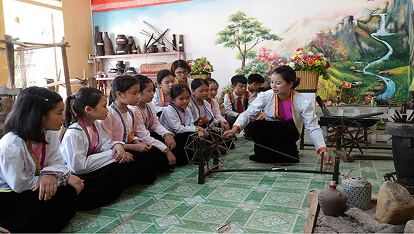 Phú Thọ: Lưu giữ bản sắc văn hóa riêng của đồng bào dân tộc thiểu số