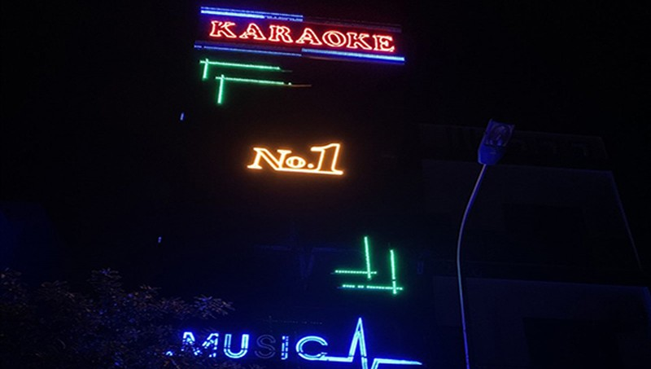 Cơ sở karaoke No1