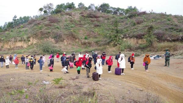 Lạng Sơn bắt giữ nhiều đối tượng vi phạm vượt biên, buôn lậu