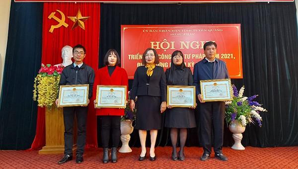 Sở Tư pháp Tuyên Quang triển khai công tác tư pháp năm 2021