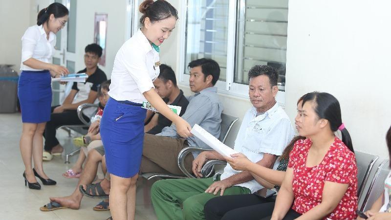 Trung tâm y tế huyện Cẩm Khê (Phú Thọ) – Tận tâm vì người bệnh