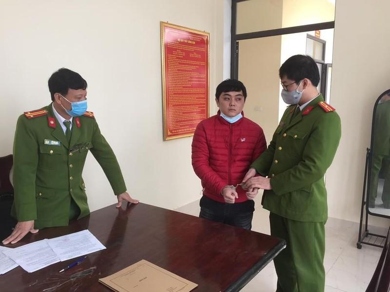 Khởi tố y tá Bệnh viện Đa khoa tỉnh Tuyên Quang sử dụng giấy tờ giả lừa đảo