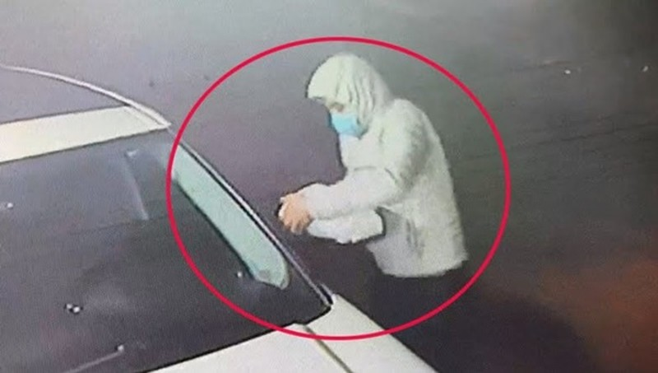 Cảnh báo về tình trạng trộm cắp phụ tùng, thiết bị ô tô