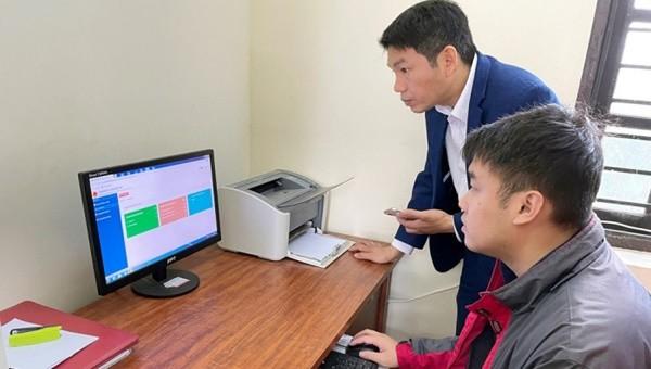 Phú Thọ triển khai chứng thực bản sao điện tử trên Cổng Dịch vụ công Quốc gia