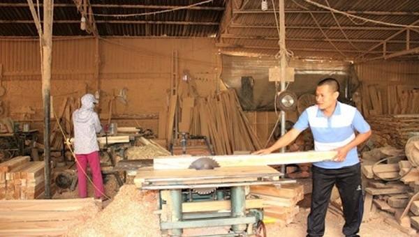 Phát triển công nghiệp - tiểu thủ công nghiệp: Tạo cơ sở phát triển kinh tế - xã hội tại Yên Lạc