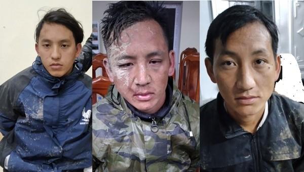 Công an Cao Bằng bắt nhóm 9x vận chuyển 40 bánh heroin