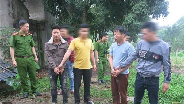 Công an Thái Nguyên khởi tố vụ án trộm trâu