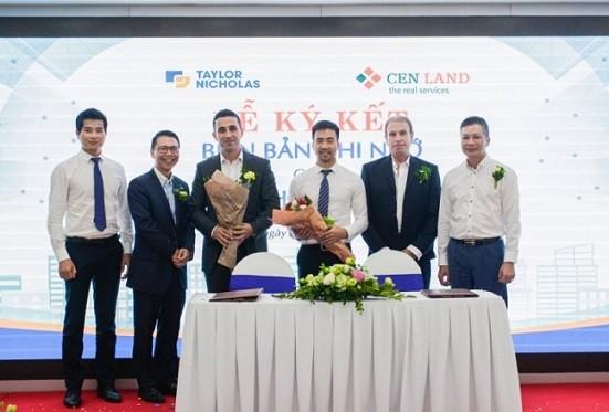 CENLAND mở rộng mạng lưới phân phối bất động sản tại châu Âu