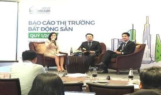 Quý I/2019: Giá đất nền Hà Nội tiếp tục tăng, chung cư giảm