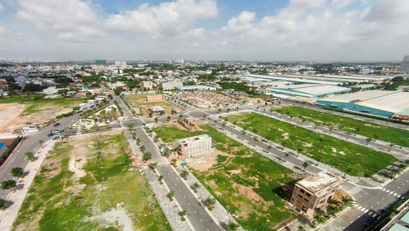 Đề xuất khung giá đất mới tại TP HCM: Giá đất ở tối đa hơn 215 triệu đồng/m2