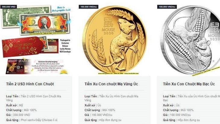 Độc đáo quà tặng 'Tiền lì xì' Tết Canh Tý 2020