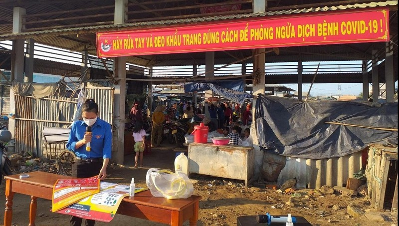 Ninh Thuận phạt 15 vụ vi phạm kinh doanh trong đợt cao điểm phòng, chống dịch COVID-19.