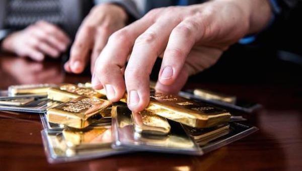 Đầu tuần, giá vàng giảm nhẹ lấy đà tăng lên mốc mới