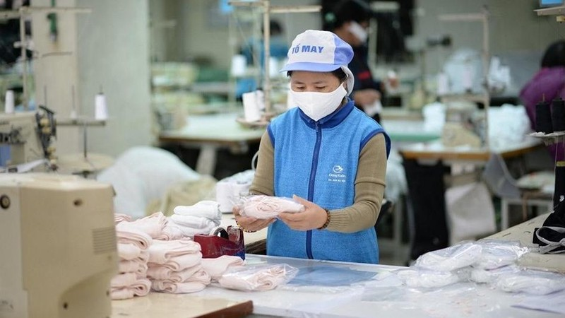 Nếu có thị trường, có khách hàng thì năng lực sản xuất khẩu trang hiện nay còn có thể nâng cao hơn nữa.