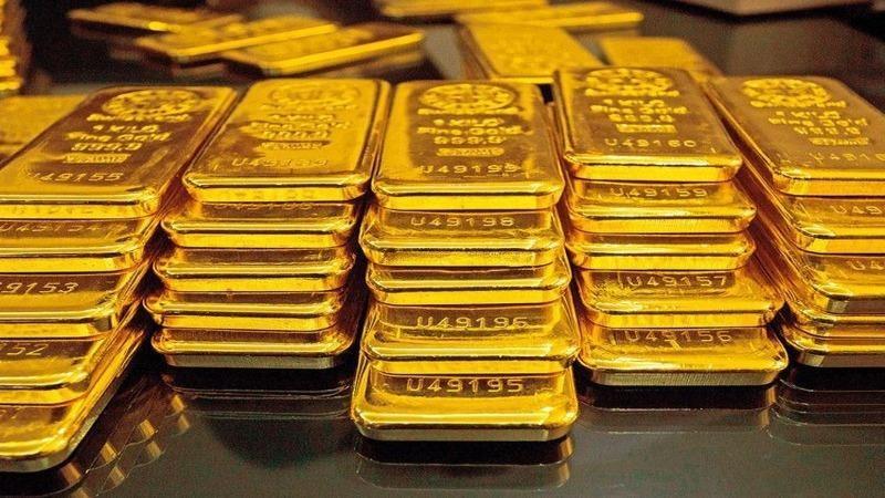 Giá vàng lập đỉnh mới, hướng mốc 49 triệu đồng/lượng
