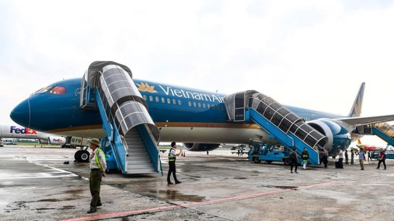 Các hãng hàng không được khai thác tổng cộng 6 chuyến/ngày đối với chặng Hà Nội - TP HCM.