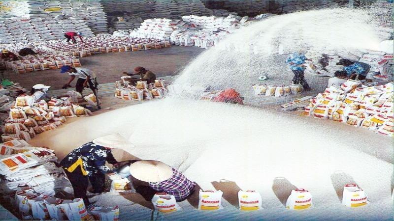 Bộ Công Thương muốn Bộ Tài chính cho ý kiến về phương án điều phối hạn ngạch và sử dụng 100.000 tấn gạo tạm ứng trước