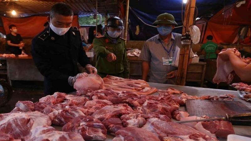 Tăng cường kiểm soát vi phạm đầu cơ, găm hàng, định giá với mặt hàng thịt lợn